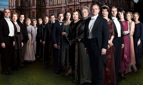 Downton Abbey series three