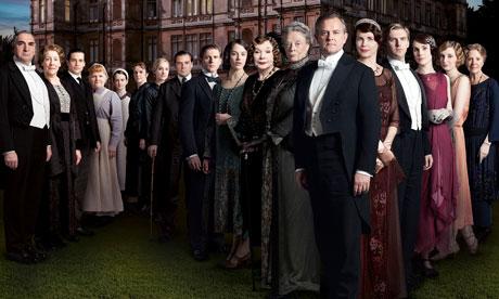 Downton Abbey series three