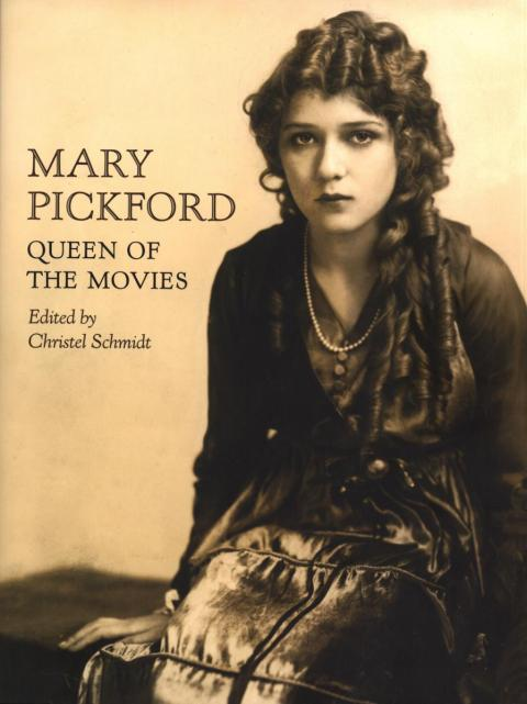 Mary Pickford book cover