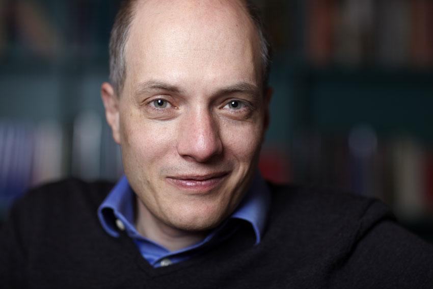 Alain de Botton by John Reyn