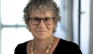 Dr. Suzanne Weingarten. Photo by Dan Peretz