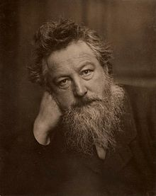 William Morris by Frederick Hollyer, 1887