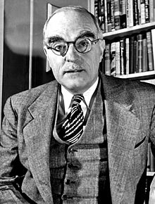 Thornton Wilder in 1948