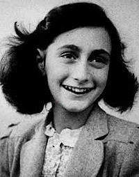 Anne Frank pictured in May 1942