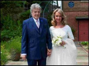 Playwright Sir Tom Stoppard marries brewery heiress Sabrina Guinness