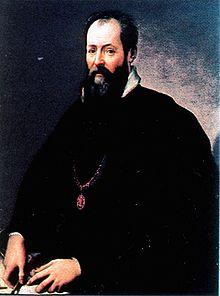 Vasari's self-portrait