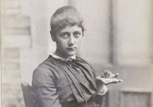 Beatrix Potter Photo by Princeton University Library