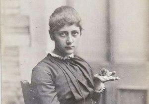 Beatrix Potter Photo by Princeton University Library