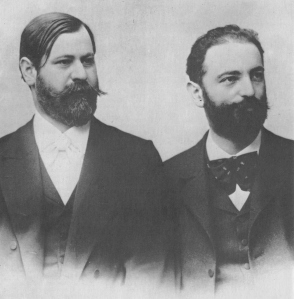 Sigmund Freud y Wilhelm Fliess