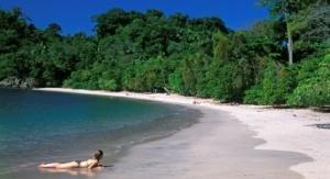 Playa paradisiáca de Costa Rica. | Foto: agencias