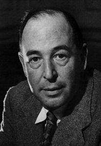 C.S. Lewis aged 50