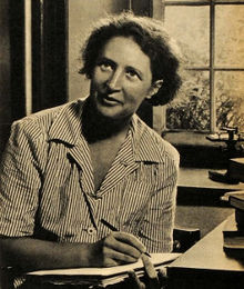 Susanne Langer in 1945