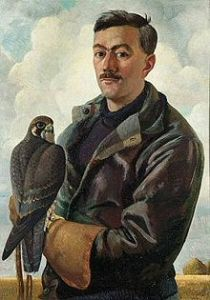 Henry Williamson by Charles Tunnicliffe, c. 1935