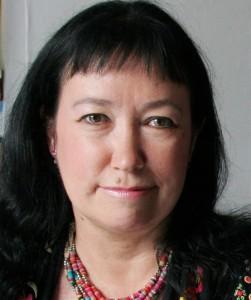 Pascale Petit photographed by Jemimah Kuhfeld