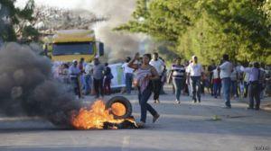 Días después de que comenzara la obra en diciembre, se produjeron choques violentos entre la policía nicaragüense y manifestantes que se oponen a la construcción.