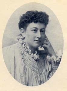 Olive Schreiner in 1898, just before the Anglo-Boer War broke out.