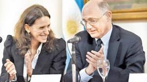 De la Cámpora a Washington. Cecilia Nahón, cercana a Kicillof, es la embajadora ante Estados Unidos.