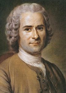 Rousseau in 1753, by Maurice Quentin de La Tour