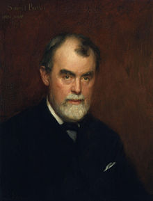 Samuel Butler by Charles Gogin