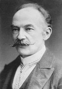 Thomas Hardy between 1910 and 1915