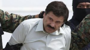 Guzman had been recaptured in February 2014