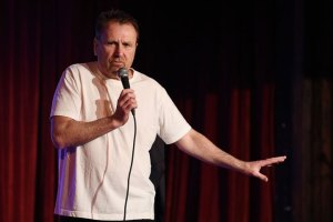 Colin Quinn, pictured in March, 2015. Bryan Bedder / Getty Images