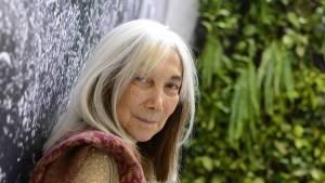 """Custodia. Kodama reivindica que vive para """"defender y difundir la obra de Borges"""". / DAVID FERNANDEZ"""