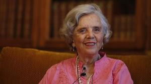 Elena Poniatowska, Vice-President of Interlitq