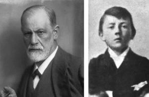 Freud and Hitler