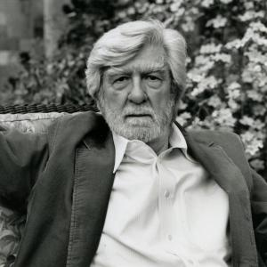 Stanley Plumly will receive the award on the UI campus this fall. Photo courtesy Stanley Plumly.