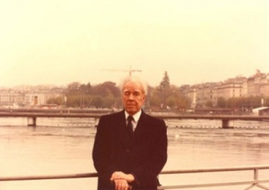 Borges en Ginebra