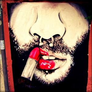 men-lips
