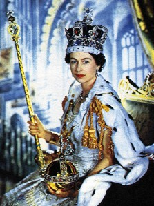 Local Input~ Queen Elizabeth II - Coronation June 2, 1953
