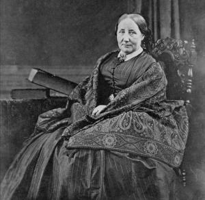 Elizabeth Gaskell, c. 1860