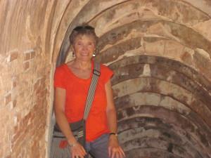 Canadian blogger, Betty Wright