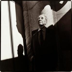 Jorge Luis Borges por Sylvia Plachy