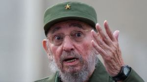 Fidel Castro led the Communist revolution in Cuba in 1959