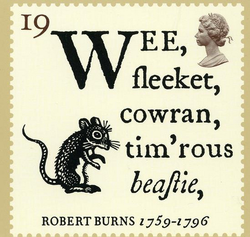 a literary analysis of poetry by robert burns 2016-1-22  five fascinating facts about robert burns  owe their titles to robert burns's poetry  although really burns is such a pivotal literary figure that one.