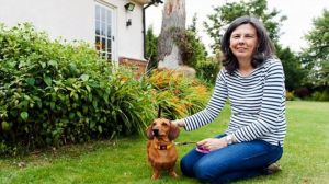 Helen Bailey, whose body was found alongside that of her pet Dachshund Boris, wrote the Electra Brown series of books
